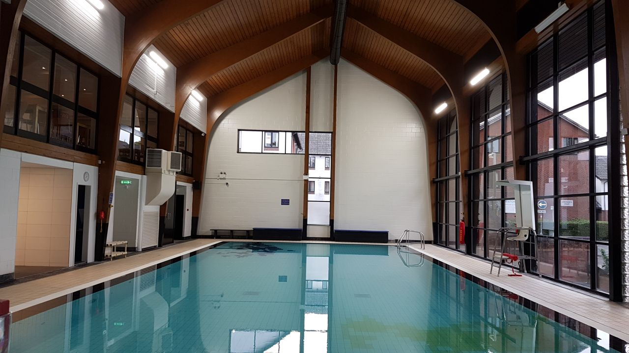 paint for swimming pool refurbishment