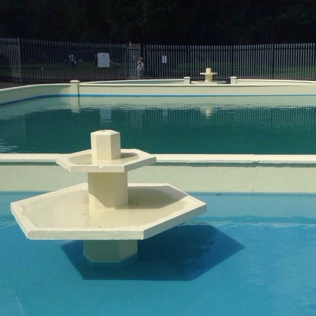 Water Based Acrylic Paint for swimming pools